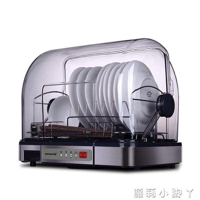 消毒櫃立式家用迷你小型不銹鋼消毒碗櫃廚房烘乾保潔櫃 220v
