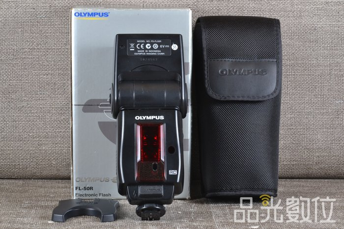【品光數位】OLYMPUS FL-50R 閃光燈 閃燈 FOR M43 #89632