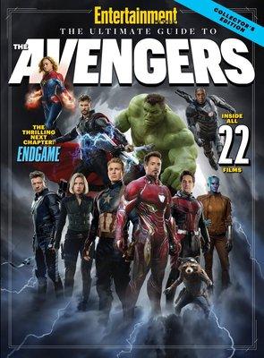 【布魯樂】《代訂中》[美版書籍]超級英雄《復仇者聯盟》電影終極攻略 [Entertainment Weekly 雜誌]