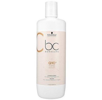 【美妝行】Schwarzkopf 施華蔻 Q10 凝時再生 髮霜 1000ML 乾燥髮質適用