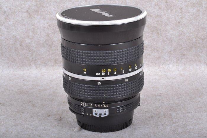 【品光攝影】NIKON AI 28-45mm F4.5 手動鏡頭 FH#58410J