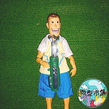 紫星屋【微型市集】 微型用品 迷你用品 高爾夫球 球桿套裝 玩具 miniature 食玩 扭蛋 黏土 胡迪 森林家族 Barbie Blythe Azone