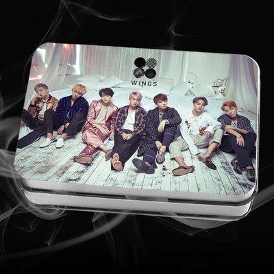 現貨!!BTS 防彈少年團 全體 WINGS 專輯 拍立得 照片 寫真 小卡 LOMO卡,30張入,附鐵盒。A款