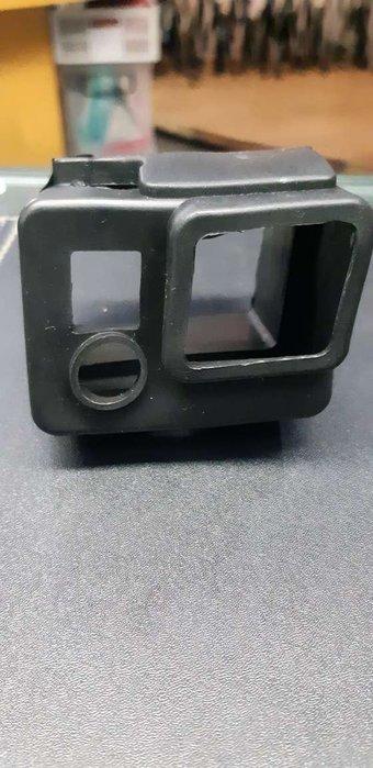 【eWhat億華】GOPRO  HERO 3 防水殼矽膠保護套 黑 HERO3 專用  現貨 含運 【2】