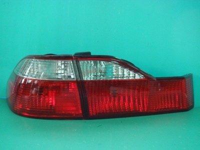 ☆小傑車燈家族☆全新高品質雅哥六代K9.VP5紅白晶鑽尾燈DEPO製.也有LED尾燈哦