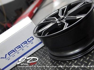 JD-MOTORS 美國品牌 VARRO VD02 20吋鋁圈 六色供應 另有19吋/22吋 歡迎詢問