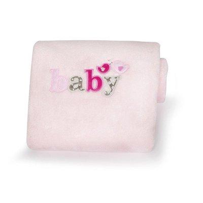 【Nichole's進口優質歐美童裝】Carter's  Baby子母鳥不倒絨蓋毯/攜帶毯  彌月/生日禮