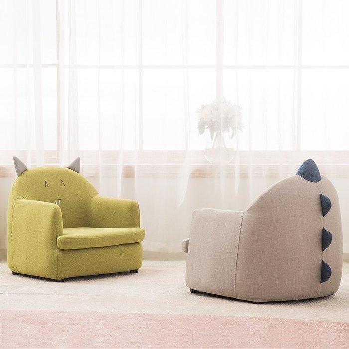 杰尼特兒童沙發女孩公主寶寶沙發椅可愛懶人沙發座椅卡通小沙發
