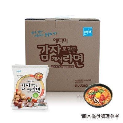 艾多美 馬鈴薯 蔬菜 拉麵 (114公克x24包/箱) 現貨 宅配 免運