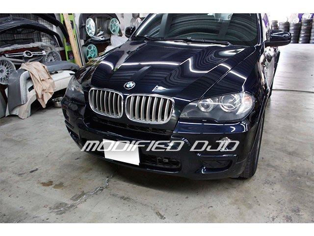 DJD   16   BM-H0524   BMW X5 原廠型 前保桿 {BMW俱樂部}