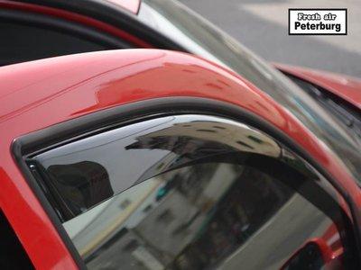 比德堡崁入式晴雨窗 雪鐵龍CITROEN C3 2002-08年專用賣場有多種車款(前窗兩片價)*出清品*