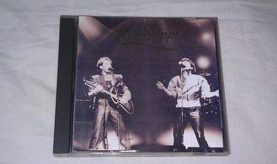 【李歐的音樂】ARISTA唱片1985年 AIR SUPPLY GREATEST HITS VOL.II 2 CD 日本版下標就賣