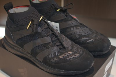 ADIDAS ACCELERATOR ULTRA BOOST BECKHAM BLACK 代購付驗鞋證明