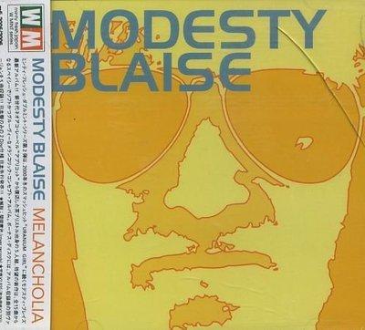 K - MODESTY BLAISE - MELANCHOLIA - 日版 Japan Only 2CD - NEW