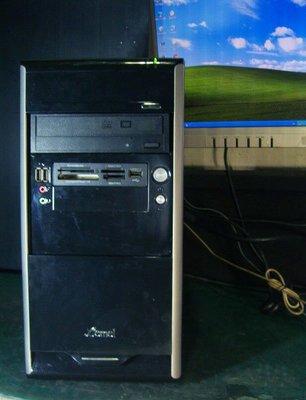 【窮人電腦】自組聯強雙核工業主機跑Windows XP系統!外縣可寄送!