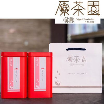 原茶園 -台灣紅茶小葉紅蔗香迷人 - 50gX2包