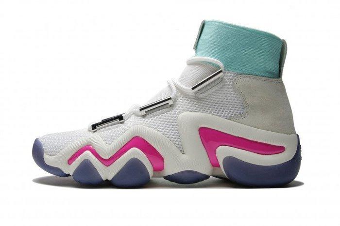 【美國鞋校】現貨 Nice Kicks x Adidas Crazy 8 ADV DB1788 聯名款襪套式男運動鞋