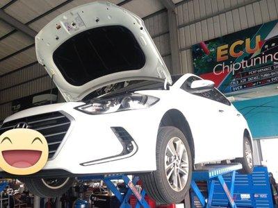 現代 Super elantra 柴油1.6 渦輪鋁管 套組