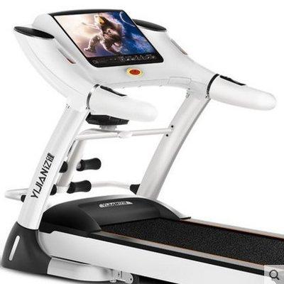 【易生發生活館】億健精靈Magic智能語音跑步機 家用款多功能電動健身房器材正品