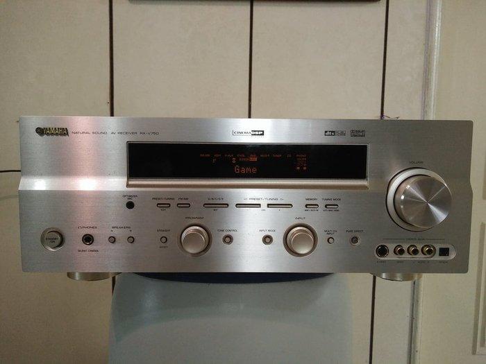 YAMAHA-RX-V750綜合擴大機