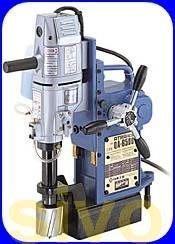 ☆SIVO電子商城☆鑽孔機日本NITTO QA-6500 磁性鑽床 全自動高效率鑽孔機 ~