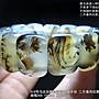 【月壺】馬達加斯加海洋玉髓水草瑪瑙切片手排手鏈山水花草風景瑪瑙手鐲