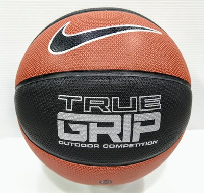 ✩Pair✩ NIKE TRUE GRIP 7號籃球 BB0638-841 雙色 十字紋 深溝 極致手感 室內外 好抓好控 橡膠+合成皮