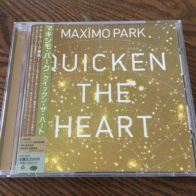 [老搖滾典藏] Maximo Park-Quicken The Heart 日版專輯