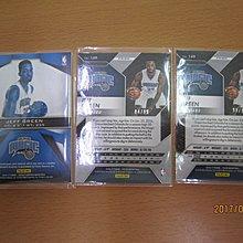 網拍讀賣~Jeff Green~魔術隊球星~格林~限量球衣卡/99~藍亮限量卡/99~亮卡~普特卡~共3張~200元~