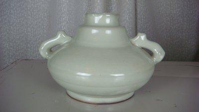 老件青瓷水器