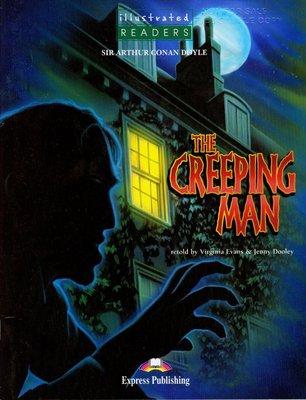 【讀本/漫畫/福爾摩斯/匍行者探案】illustrated READERS 3 :The Creeping Man