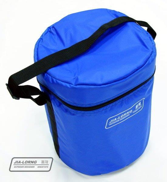 【大山野營】中和 嘉隆 5公斤瓦斯桶 袋 瓦斯桶袋 BG-004