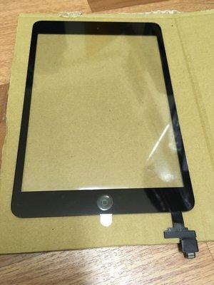 [偉仔的狗窩] APPLE iPad Mini 1&2 觸控面板黑色 home鍵故障