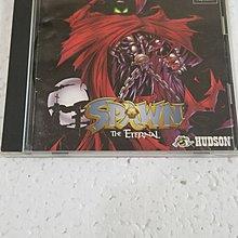 PS SPAWN the ETERNAL 再生俠 中古美品 碟微花 冇邊紙 1998 made in japan