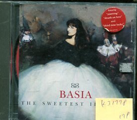 *真音樂* BASIA / THE SWEETEST ILLUSION 二手 K31778