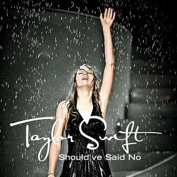 Taylor Swift泰勒絲 Should've Said No 進口版7吋LP黑膠唱片