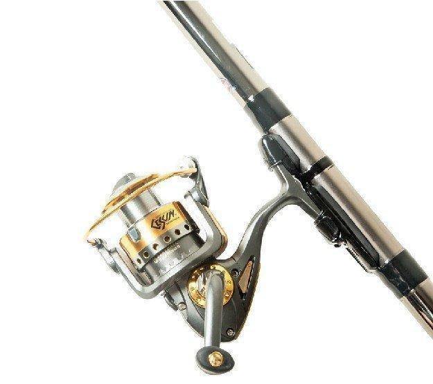 【格倫雅】^光威 大磯4.5米 5.4米帶漁輪磯釣海釣套裝碳素磯竿釣魚竿漁具~款100