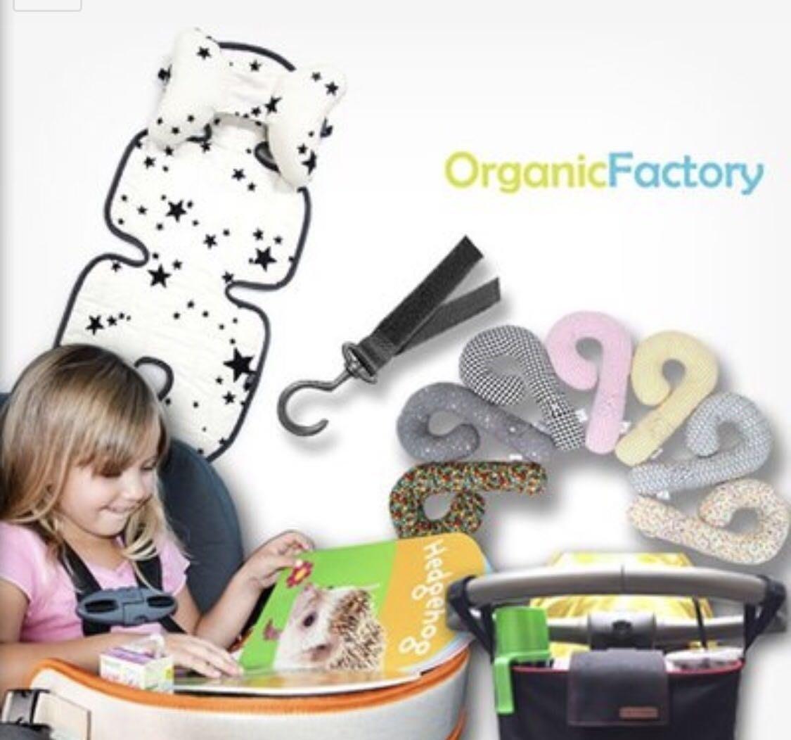 《現貨》《超取訂單12-24H出貨》 💰高Cp值人氣商品💰 韓國Organic Factory 推車掛鉤 扣環 Bulky Hook 《本賣場為扣環賣場》