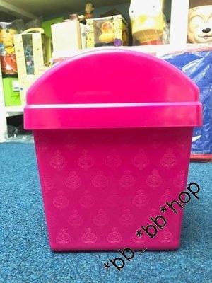 全新 購自日本 JP Hysteric Mini 黑超B 奶嘴B 粉紅色 垃圾桶 正品 現貨(旺角門市取貨)