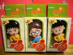 全新櫻桃小丸子 吸盤玩偶每隻50元-剩小丸子姐姐櫻美子