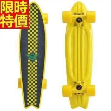 滑板 成人公路板戶外用品-時尚酷炫專業燕尾板運動蛇板5款66ah10[獨家進口][米蘭精品]