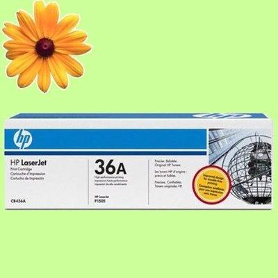 5Cgo【權宇】全新HP CB436A/36A/CB436全原廠碳粉匣「四支」P1505/P1505n/M152 含稅