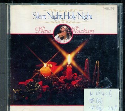*真音樂* SILENT NIGHT, HOLY NIGHT 日版 二手 K29406 (無IFPI)