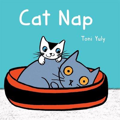 *小貝比的家*CAT NAP/硬頁/3~6歲