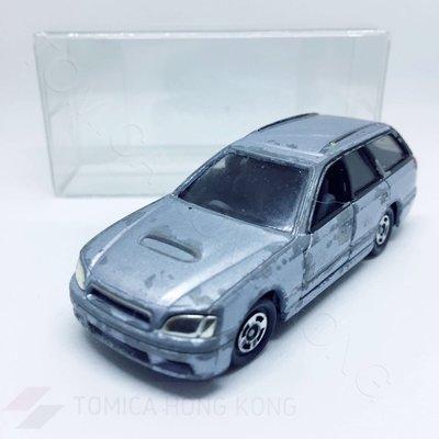 Takara Tomy Tomica No.18 Subaru Legacy Made in China