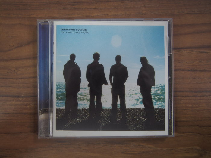 ◎MWM◎【二手CD】Departure Lounge-Too Late To Die Young 光碟英版,有側標