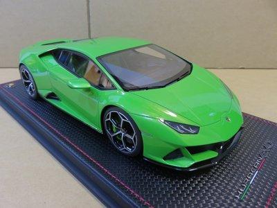 =Mr. MONK= 1/18 MR Lamborghini Huracan Evo.