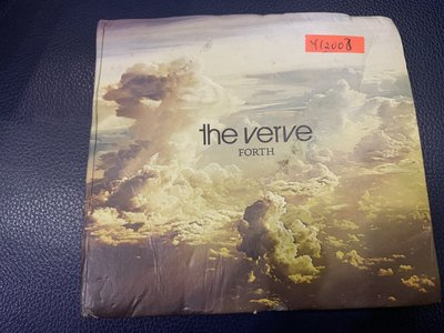 *還有唱片行*THE VERVE / FORTH CD+DVD 二手 Y12007 (149起拍)