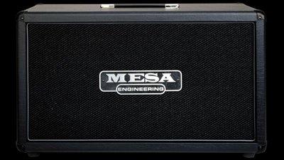 大鼻子樂器 MESA BOOGIE 2x12 Rectifier Horizontal Cabinet 橫式REC212
