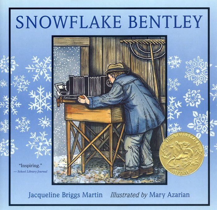 *小貝比的家*SNOWFLAKE BENTLEY/精裝/3~6歲